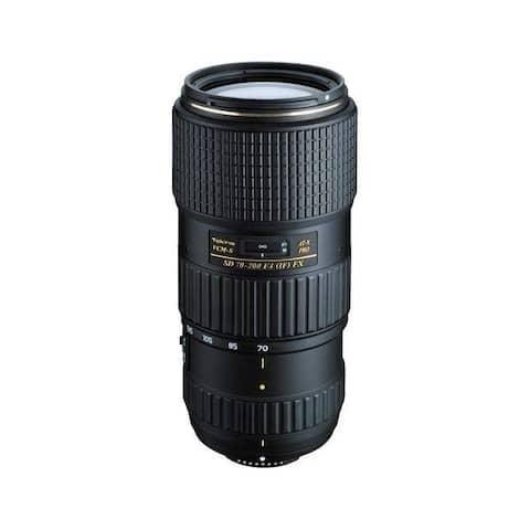 Tokina at-X 70-200mm f/4 PRO FX VCM-S Lens for Nikon
