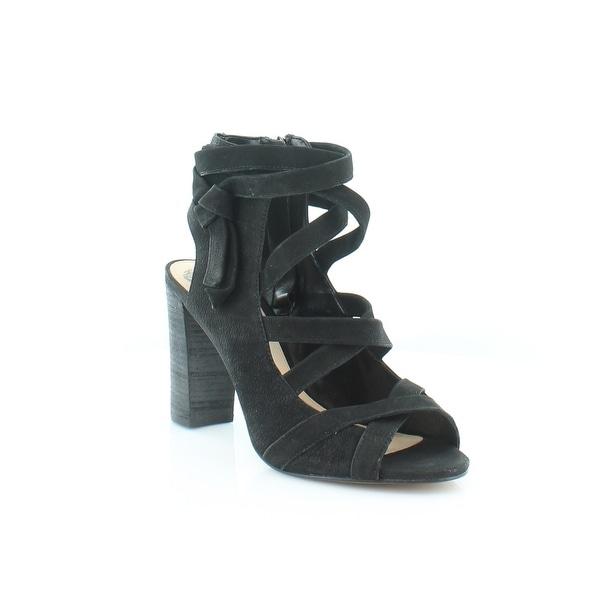 Vince Camuto Sammson Women's Sandals & Flip Flops Black