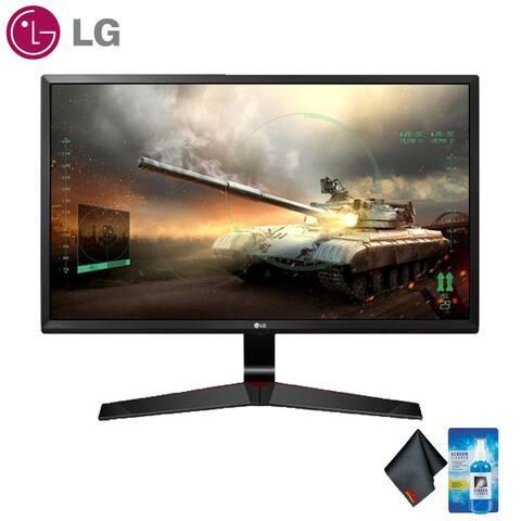 """LG 27"""" 16:9 IPS Gaming Monitor Bundle"""