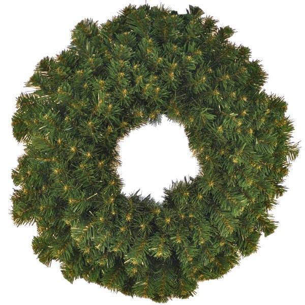 Christmas at Winterland WL-GWSQ-02 2 Foot Sequoia Wreath