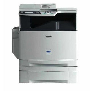 Panasonic DP-MC210D Multi-Function Printer Modem Speed 33.6 kbps 10MB Memory