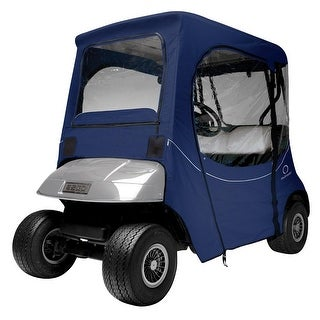Fairway Golf Cart Fadesafe E-Z-Go Enclosure - Navy - 40-059-335501-00