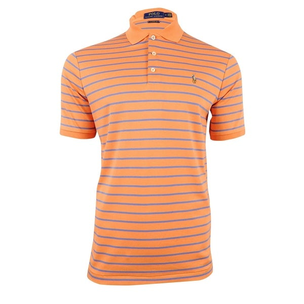 Polo Ralph Lauren Men's Classic-Fit Striped Soft-Touch Polo - On ...