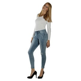 Lola Ankle Jeans, Camille-DCB
