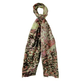Jones New York Women's Multi Patterned Fringe Scarf - os
