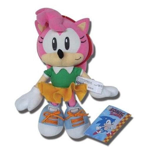 Sonic Classic Amy Plush