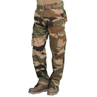 Outback Rider Men's Camouflage Twill Cargo Pant
