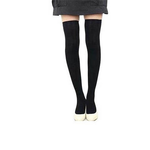 Womens Over the Knee Compression Stockings, Multi - Pack of 6