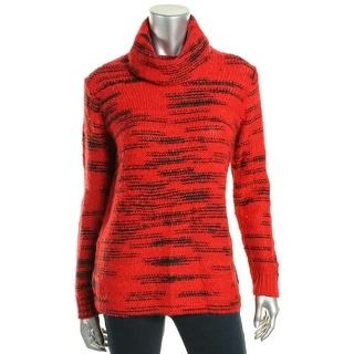 Kensie Womens Sweater Knit Space Dye