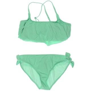 Billabong Girls 2PC Bikini Swimsuit