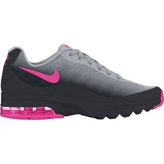 Nike Girl's Air Max Invigor Running Shoes Black/Hyper Pink-Wolf Grey|https://ak1.ostkcdn.com/images/products/is/images/direct/6c96fcfa8ab085e102911caa84144cc373beda13/Nike-Girl%27s-Air-Max-Invigor-Running-Shoes-Black-Hyper-Pink-Wolf-Grey.jpg?impolicy=medium