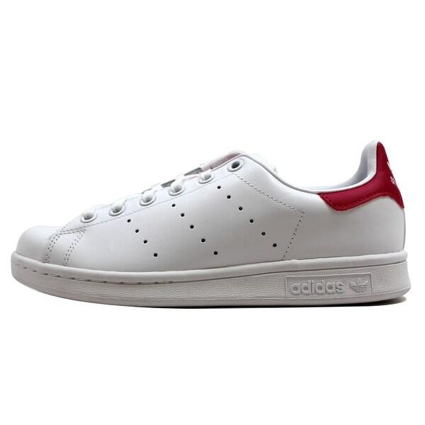 Adidas Grade-School Stan Smith J White