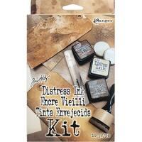- Tim Holtz Distress Ink Kit