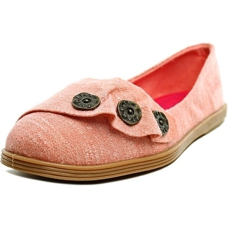 Blowfish Galven Round Toe Canvas Flats (Option: 12.5)