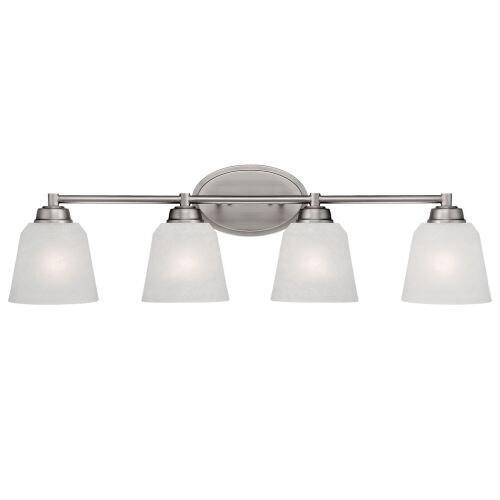 Millennium Lighting 3224 Franklin 4 Light Bathroom Vanity Light
