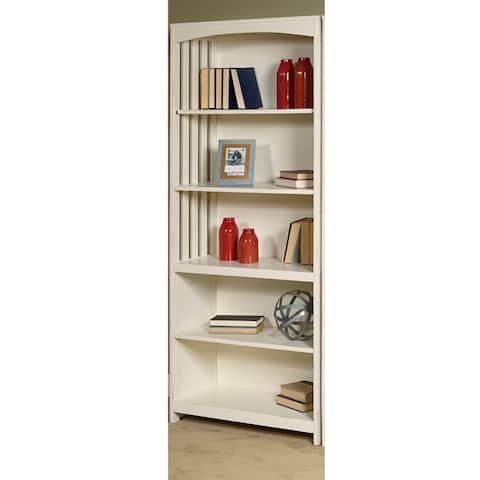 Hampton Bay White Open Bookcase