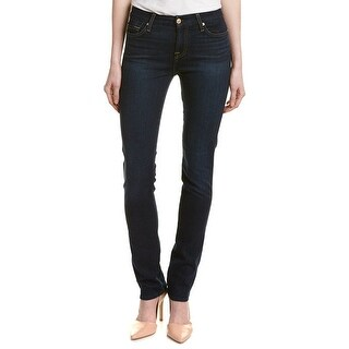 7 For All Mankind Kimmie Straight Leg Jeans Pants - 24