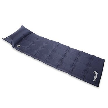 Ivation Self-Inflating Airbed Mattress & Pillow