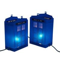 Doctor Who Tardis Outdoor Luminary Tardis 5 Light Set