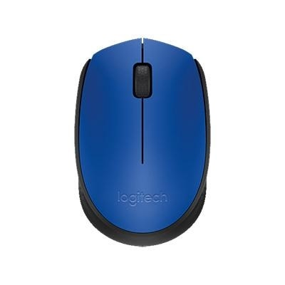 Logitech 910-004800 M170 Wireless Mouse - Blue