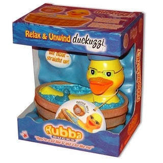 Rubba Ducks RD00183 Duckuzzi Gift Box