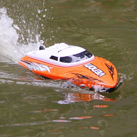 Udirc 2.4GHz High Speed Remote Control RC Electric Boat 2 color