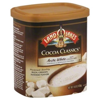 LAND O LAKES MIX COCOA CNSTR ARTIC WH-14.8 OZ -Pack of 6