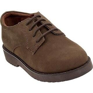 Academie Gear Boys' James Olive Leather