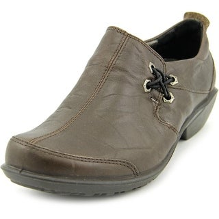 Romika CityLight 44 Round Toe Leather Mules