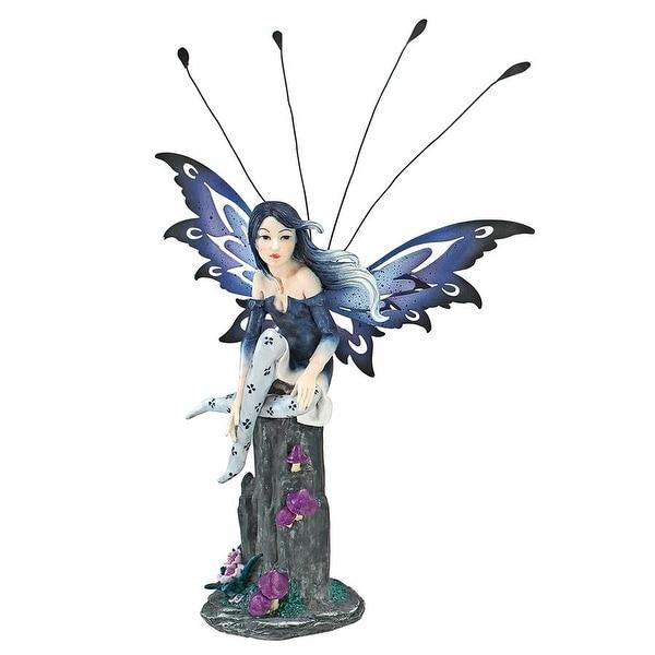 Design Toscano Azure, the Pepperwand Fairy Statue