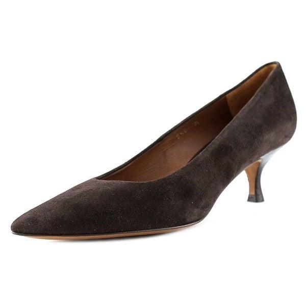 Shop Donald J Pliner Rome-KS Pointed Toe Suede Heels - Free Shipping ... e7d97fb1053b