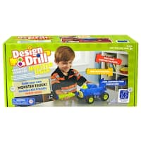 Design & Drill Power Play Vehicles