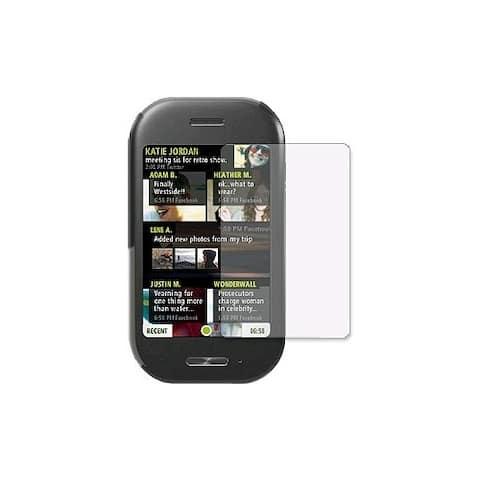 OEM Verizon Sharp KIN Two Screen Protector - 3 Pack (Bulk Packaging)