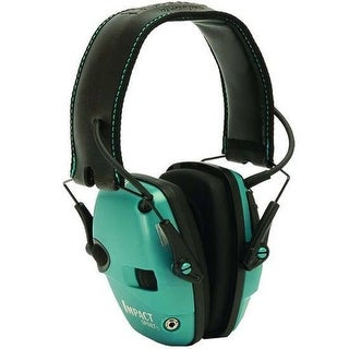 Howard leight r-02521 howard leight r-02521 impact sport teal electronic earmuff