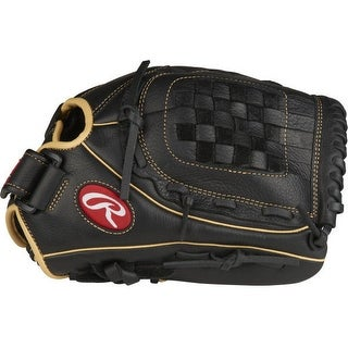 """Rawlings Shut Out 12"""" Fastpitch Outfield Fielding Glove (Right Hand Throw)"""