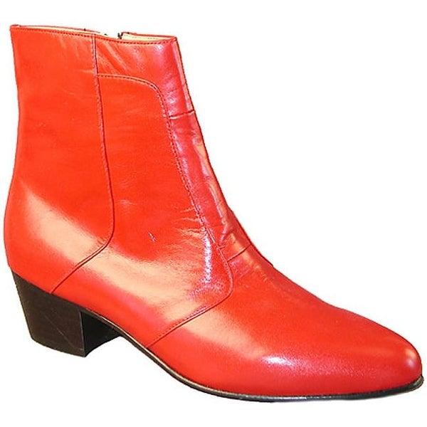 a17d132ea80 Giorgio Brutini Men's Genuine Kidskin 80575 Red