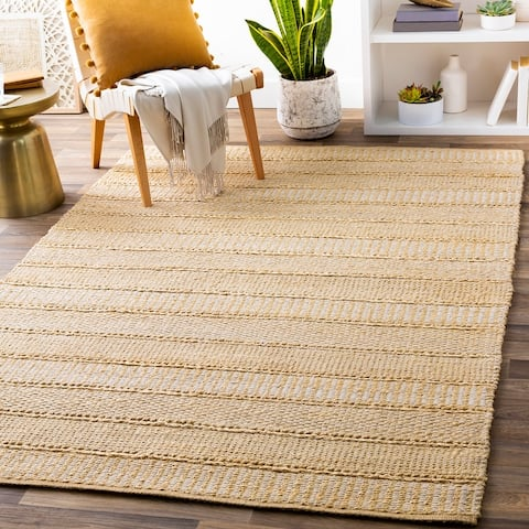 Penne Cottage Jute Hand-Woven Area Rug