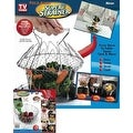As Seen On TV Fold Away Strainer - Silver - Thumbnail 0