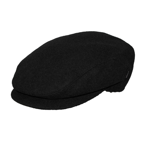 c1b0f2c4d48348 Shop Wigens Men's Christor (Carl) Classic Wool Ivy Cap with Earflaps ...