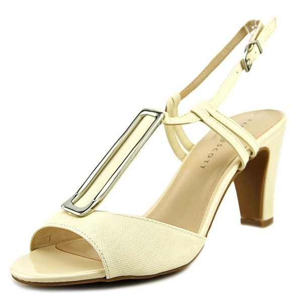 Karen Scott Lorahh Women Bone Sandals
