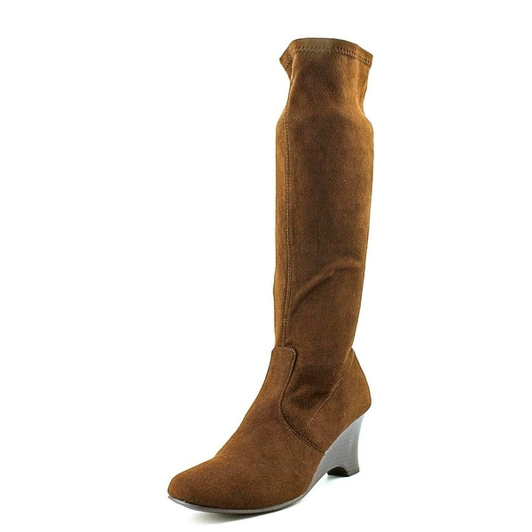 Karen Scott Lena Womens Brown Boots
