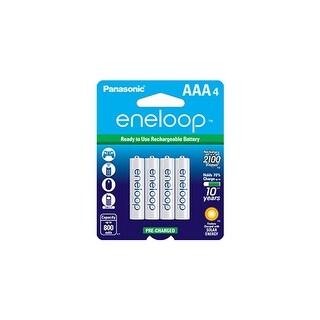 Panasonic Eneloop AAA Size NiMH Rechargeable Battery BK-4MCCA4BA
