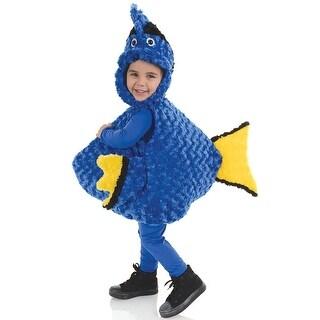Underwraps Blue Fish Toddler Costume