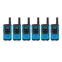 Motorola T100TP (6 Pack) Walkie Talkies