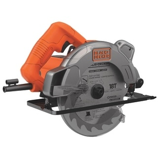 Black & Decker BDECS300C Circular Saw With Laser, 13 Amp
