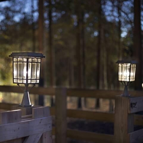Grayton Bulb Solar Light with GS LED Light Bulb by Havenside Home