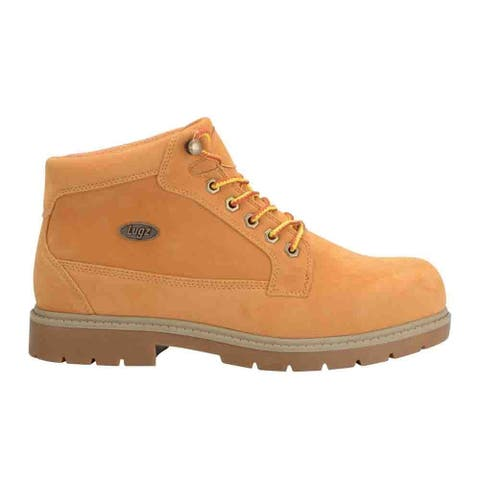 Lugz Mantle Mid Chukka Mens Boots Ankle - Beige