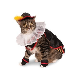 Rubies Puss in Boots Pet Costume