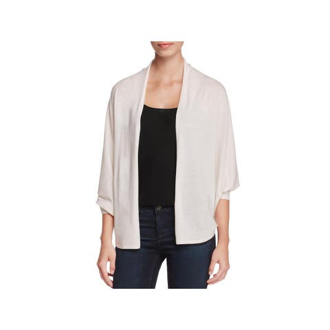 Private Label Womens Cocoon Cardigan Sweater Cashmere Dolman Sleeves