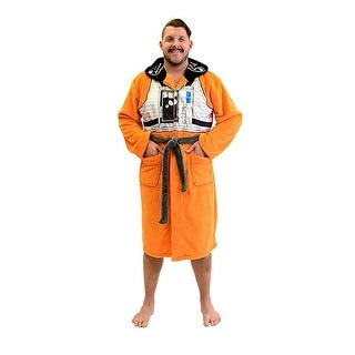 Star Wars X-Wing Pilot Adult Fleece Robe